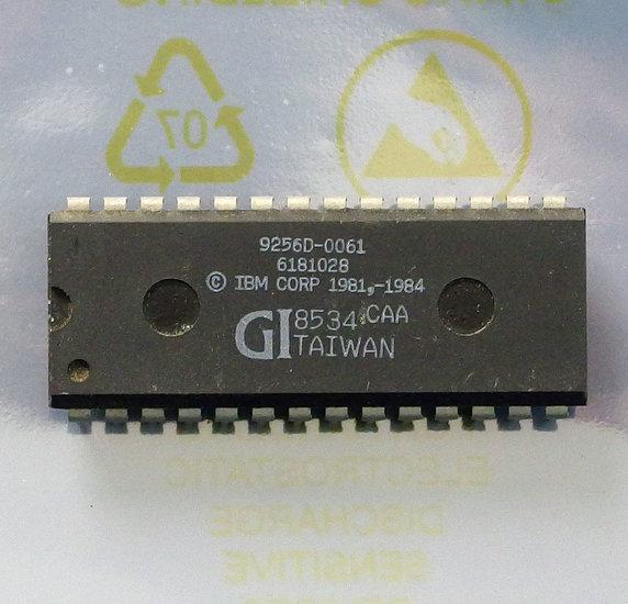 IBM PC AT 5170 1984 BIOS U27 ROM 6181028 GI 9256D-0061 28