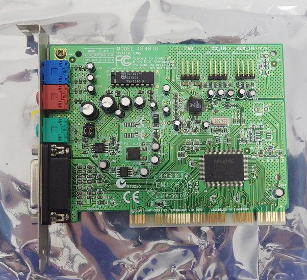 Creative Labs Sound Blaster 16/32/AWE Drivers - Free ...