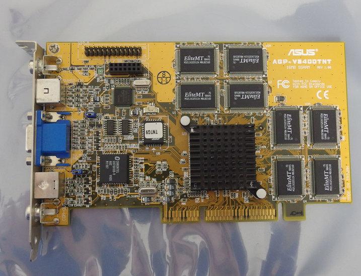 ASUS V3400TNT DRIVER WINDOWS XP