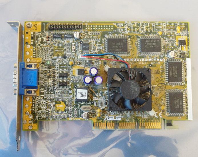 ASUS AGP-V6600 GRAPHIC CARD WINDOWS 7 64 DRIVER