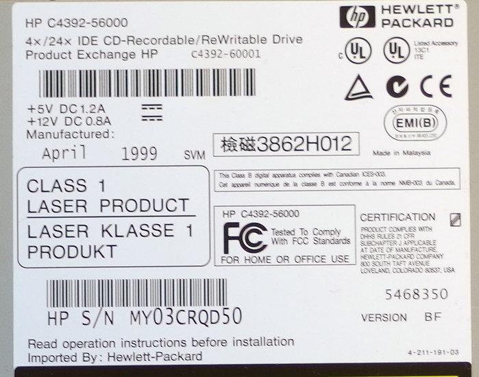 HP CD-WRITER PLUS 8100 SERIES WINDOWS 7 DRIVERS DOWNLOAD (2019)