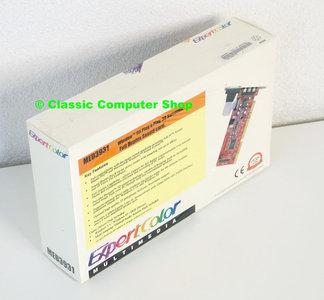 New & sealed ExpertColor MED3931 sound audio 16-bit ISA PC card - NOS NIB 386 486 Pentium DOS Windows vintage retro 90s