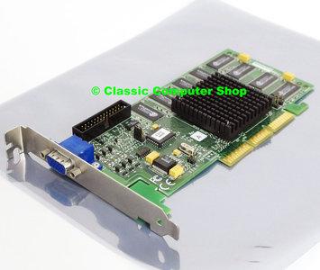 Diamond Viper V770 ATX 32MB NVIDIA Riva TNT2 VGA graphics video AGP PC card adapter - vintage retro 90s