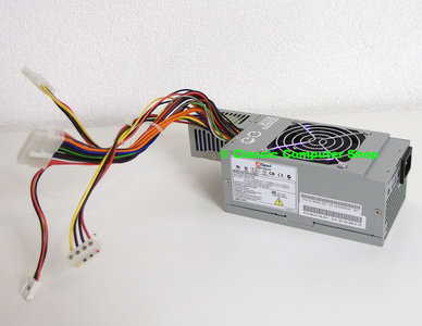 New AOpen FSP145-60SA 230V AC-DC TFX PC 145W power supply - small form factor slimline SFF case H300A Athlon XP Pentium 4 3 2 P4 PIII PII