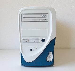 Custom midi tower PC Pentium II 333MHz | 256MB RAM | GeForce2 MX400 | Sound Blaster Pro compatible | CD-RW | Windows 98SE - ISA PCI AGP parallel LPT DOS gaming Intel 440BX vintage retro game
