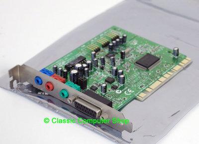 Creative CT4810 Ensoniq AudioPCI sound audio PC PCI card - Windows 98 Pentium vintage retro 90s #2