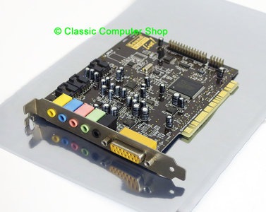 Creative Sound Blaster Live! CT4830 sound audio PC PCI card