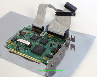Western Digital WDC WD1002A-WX1 ST-412 / ST-506 MFM hard disk drive HD HDD interface 8-bit ISA adaptor card controller - 8088 286 XT DOS vintage retro Tulip
