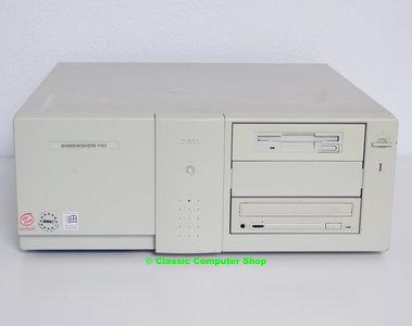 Dell Dimension P90t Pentium MS-DOS / Windows 3.11 95 desktop PC - OPL3 ISA PCI parallel LPT vintage retro 90s