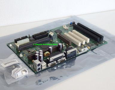 Intel AB440ZX slot 1 ATX PC motherboard main system board - Yamaha YMF740 OPL3 Sound Blaster Pro audio ISA PCI AGP USB Pentium II PII P2 440ZX 727158-205 #3