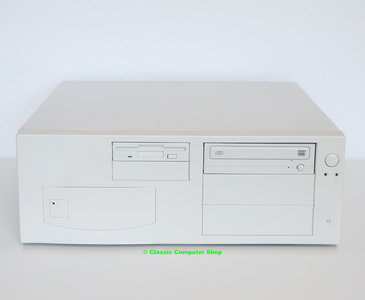 Custom desktop PC Pentium III 650MHz | 256MB RAM | Riva TNT | DVD-ROM | FDD | Windows 98SE & MS-DOS - ISA PCI AGP USB parallel LPT floppy diskette VGA retro gaming game vintage
