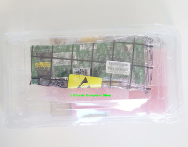 New & sealed PNY 64MB DDR NVIDIA GeForce4 MX4000 VGA TV-out DX7 graphics PCI low profile PC card adaptor NOS