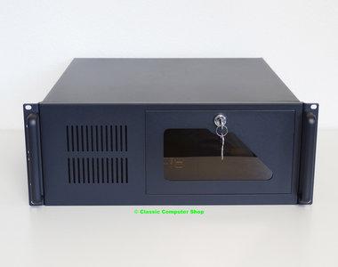 Industrial grade legacy PC Pentium II 233MHz | 128MB ECC RAM | CD-RW | FDD | MS-DOS & Windows 98SE - ISA PCI USB parallel LPT floppy diskette VGA 19'' rack 4U rackmount