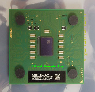 New AMD Geode NX 1750 ANXS1750FXC3F 1.4GHz 266MHz HT socket 462 A processor - NOS CPU 1400MHz