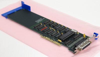 Maynard Electronics SCSI DB-25 8-bit MCA card adapter controller - IBM PS/2 vintage retro 80s 90s