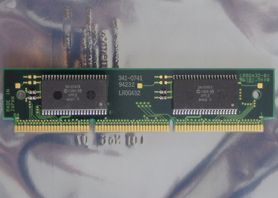 Apple 341-0741 ROM 160-pin SIMM module - Apple Power Macintosh 6100