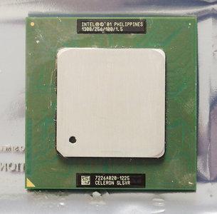 Intel Celeron Tualatin SL5VR 1.3 GHz socket 370 processor - CPU 1.3GHz 1300MHz 1300 MHz S370
