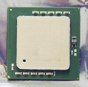 Intel Xeon SL8P3 3.6 GHz 2 MB L2 cache 800 MHz FSB socket 604 processor - CPU 3.6GHz S604