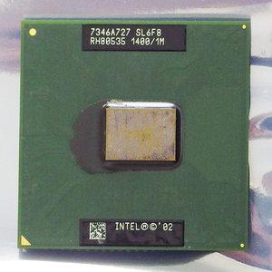 Intel Pentium M Banias SL6F8 1.4 GHz socket 479 processor - CPU 1.4GHz S479 laptop notebook