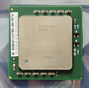 Intel Xeon SL6GF 2.667 GHz 512 KB L2 cache 533 MHz FSB socket 604 processor - CPU 2.667GHz S604