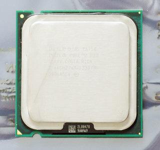 Intel Core 2 Duo E6750 SLA9V 2.667 GHz 4 MB L2 cache 1333 MHz FSB LGA 775 processor - CPU 2.667GHz socket LGA775