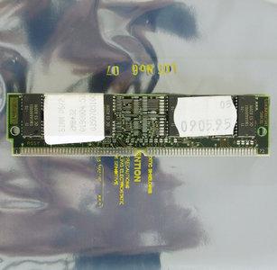 Texas Instruments TI TM248CBK32S-70 8 MB 8MB 70 ns 70ns 72-pin SIMM non-parity FPM RAM memory module - vintage retro 90s