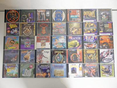 Lot #2 of 35 original PC CD-ROM games - DOS Windows 3.1 3.x 95 98 386 486 Pentium vintage retro 90s