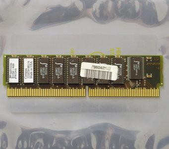 COMPAQ 223529-001 / IDT 7MPV6186-00 256KB SRAM L2 cache memory 160-pin module DIMM PC Pentium