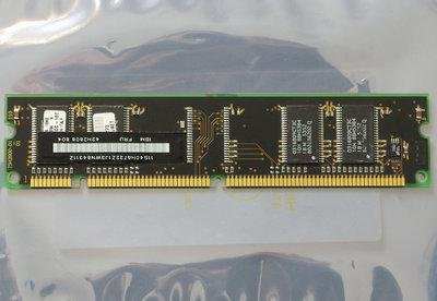 IBM FRU 42H2808 16MB PC100 168-pin DIMM SDRAM memory module