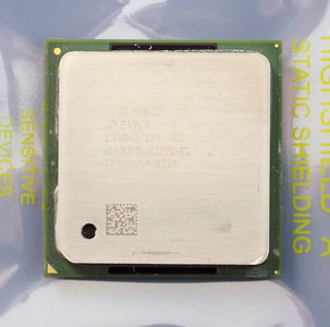 Intel Celeron Northwood SL6XJ 2.3GHz 400MHz FSB socket 478 processor - CPU S478