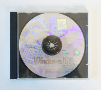 Microsoft Windows ME Upgrade Dutch CD-ROM PC operating system w/ product key - Millennium Edition