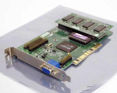 Diamond Stealth 3D 3000 S3 Virge/VX 4MB VGA graphics video PCI PC card adapter - Pentium Windows 95 vintage retro 90s