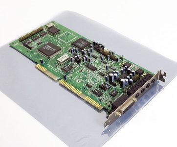 Creative CT2950 Sound Blaster 16 audio / CD-ROM controller 16-bit ISA PC card - 286 386 486 Pentium DOS Windows vintage retro 90s #2