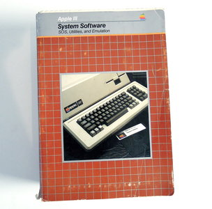 Apple III System Software package - SOS, Utilities and Emulation - rare vintage retro 80s