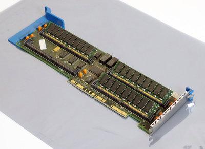 IBM P/N 90X9369 Enhanced 80386 Memory Expansion Option 2-8MB RAM 32-bit MCA card w/ 6MB - adapter PS/2 vintage retro 80s
