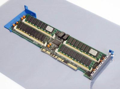 IBM P/N 90X9369 Enhanced 80386 Memory Expansion Option 2-8MB RAM 32-bit MCA card w/ 8MB - adapter PS/2 vintage retro 80s