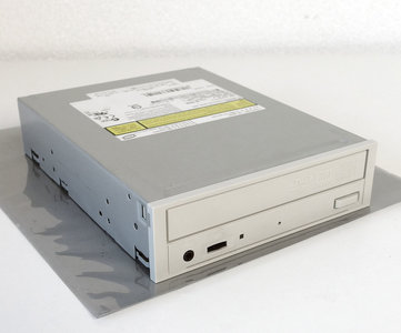 NEC ND-2500A 12x/4x/8x DVD writer 5.25'' internal PATA drive white front - DVD-RW DVD+RW DVD+R/RW DVD-R/RW burner IDE super combo
