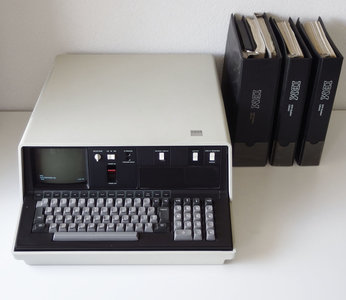 IBM 5110-2 1979 microcomputer - rare special early vintage retro 70s