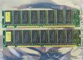 Set 2x Mosel Vitelic V54C365804VBT8PC 128MB 256MB kit PC100 168-pin DIMM SDRAM memory modules