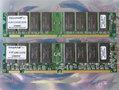 Set 2x Kingston ValueRAM KVR133X64C3/256 256MB 512MB kit PC133 CL3 168-pin DIMM SDRAM memory modules