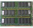 Set 3x ELPIDA MC-4532CD647XFA-A75 / HP 1818-8792 256MB 768MB kit PC133 CL3 168-pin DIMM SDRAM memory modules - P1538-63010