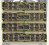 Set 4x Kingston KTN-1100/SX kit 80ns 80-pin tin contacts SIMM parity RAM memory modules - vintage retro 90s
