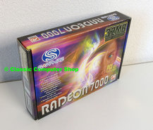 New-Sapphire-ATI-Radeon-7000-32MB-VGA-DVI-TV-out-graphics-video-PCI-PC-card-adapter-NOS-NIB-CIB