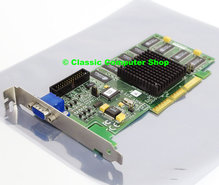 Diamond-Viper-V770-ATX-32MB-NVIDIA-Riva-TNT2-VGA-graphics-video-AGP-PC-card-adapter-vintage-retro-90s