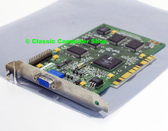 Diamond-Stealth-II-S220-Rendition-Vérité-V2100-4MB-VGA-graphics-video-PCI-PC-card-adapter-Pentium-Windows-95-vintage-retro-90s