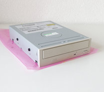 COMPAQ-CRD-8402B-40x-CD-ROM-player-5.25-internal-PATA-drive-white-beige-front-CD-R-IDE-P-N-388770-672