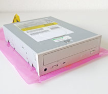 COMPAQ-LTN-323-32x-CD-ROM-player-5.25-internal-PATA-drive-white-front-CD-R-IDE-P-N-176434-E73