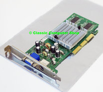 NVIDIA-P73CR-64MB-DDR-GeForce-MX420-VGA-TV-out-DX7-graphics-AGP-4x-PC-card-adapter