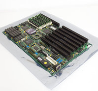 C386-1990-baby-AT-PC-motherboard-main-system-board-w--Intel-386DX-33MHz-CPU-+-cache-+-8MB-RAM-set-ISA-IDE-DOS-vintage-retro-90s