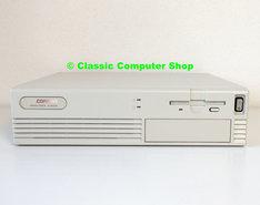 COMPAQ-Prolinea-4-50S-486SX2-MS-DOS-Windows-3.x-desktop-PC-486-ISA-parallel-LPT-vintage-retro-90s